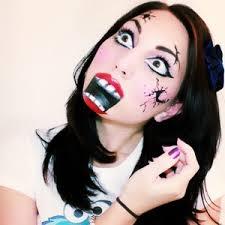 broken china doll makeup makeup by kolleen doll makeup chin valerie d39s valeritte photos liked beautylish
