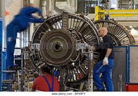 mtu aero engines maintenance of a jet engine langenhagen lower saxony germany turbine engine mechanic turbine engine mechanic