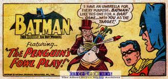 penguin batman original comic. Interesting Original Littleseen Comic From This Giveaway Group Here But Now You Can View  Another Rare And Riotous Below As Batman Prevents The Pernicious Penguinu0027s Throughout Penguin Original Comic S
