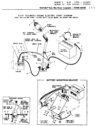 i have a tecumseh hh60 105107f on a troy bilt horse the ignition troy-bilt solenoid wiring diagram at Troy Bilt Pony Wiring Schematic