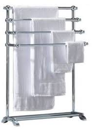 Bathroom Towel Racks Free Standing