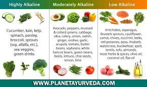 Alkaline Diet Plan To Reduce Acidity Reflux Planet