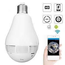Wifi Security Camera Light Bulb Juanshopp