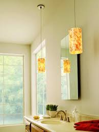 hanging rules bathroom vanity bathroom pendant lighting