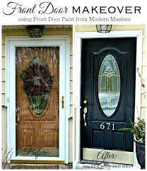 front door oval glass inserts incredible new front door paint makeover doors and elegant within oval