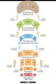 Northrop Auditorium Seating Chart Minneapolis
