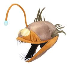 Anglerfish Light Up Plush Light Up Angler Fish Jawesome Hat Buy Online In Uae