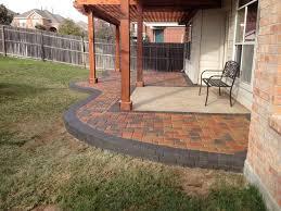 Small Backyard Landscape Designs Classy Unique Patio Slab Ideas Beautiful Concrete Slab Patio Ideas For Your