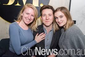 Anna Trundle, Oscar Lemor and Beatrice Smith | Canberra CityNews