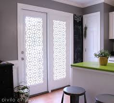 Office Window Treatments home office window treatment ideas for french doors sloped pantry 8574 by xevi.us