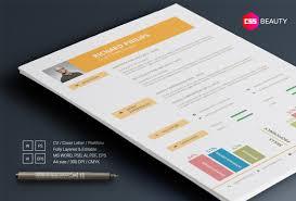 Modern Resume Pdf 50 Cv Resume Cover Letter Templates For Word Pdf 2017