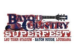 Bayou Country Superfest 2018 At Mercedes Benz Superdome In