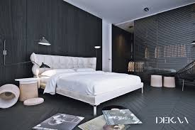 Modern Bedroom Black And White 40 Beautiful Black White Bedroom Designs