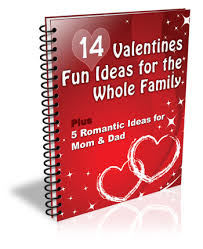 14 valentines fun ideas plr ebook