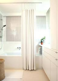 fancy shower curtain rail full size of shower curtain rail track overhead shower curtain rail with