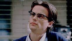 spencer reid glasses. dr. spencer reid + glasses i