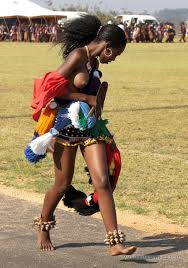 Naked Tribe Women Black African Women Topless Picture 1