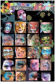 face painting winter park florida