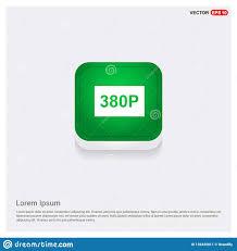 Web Design Resolution Video Resolution Icon Stock Vector Illustration Of Inch
