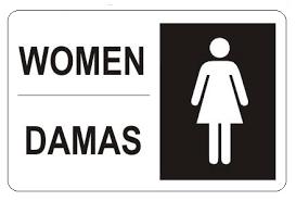 restroom signs. Beautiful Restroom In Restroom Signs
