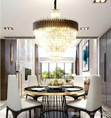 dining room crystal chandeliers light luxury crystal chandelier dining room chandelier table club bar modern luxury dining room crystal chandeliers