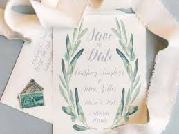 Save The Date For Wedding 14 Save The Date Ideas For Every Wedding Style Weddingwire