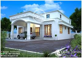 Small Picture 900 Sq Ft Single Floor Modern Villa Home Design Home Interiors