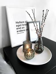 Dekoration Tablett Mit Kerzen Cjtanet