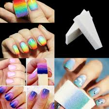 Aliexpresscom Buy 10pcs Nail Salon Tools Nail Gel Gradient. Nail ...