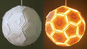 Diy Lamp Diy Pendant Lamp Lantern Home And Room Decor Ezycraft Youtube