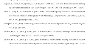 bibliographies flushleft bibliography apa style tex latex your answer