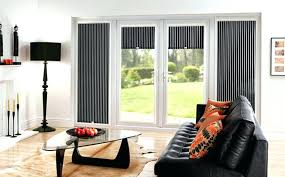 patio window coverings ideas for sliding glass doors blinds french treatment