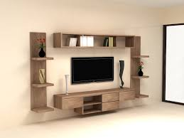 interesting tv cabinet on wall wall mounted flat
