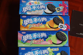 different types of oreos. Brilliant Types If Youu0027re Among The Lucky Few To Have Tried Reeseu0027s Peanut Butter Oreos  Youu0027ll Already Be Familiar With This Halfandhalf Style Of Oreo For Different Types Of Oreos 2