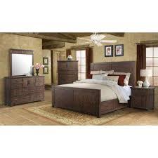 Storage - Walnut - Wood - Bedroom Sets - Bedroom Furniture - The ...
