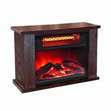 Amazon.com: LifePro LS-PCFP1056 750W Mini Fireplace Heater ...