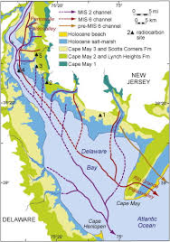 Quaternary Fluvial History Of The Delaware River New Jersey