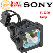 sony tv lamp replacement instructions. sony xl-5200 replacement bulb lamp w/ housing tv dlp television projector wega a tv instructions h