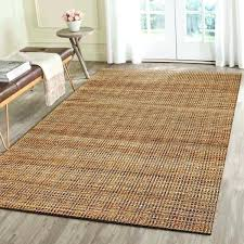 chenille jute basketweave rug natural reviews home hand loomed fiber 9 x f829ec8313