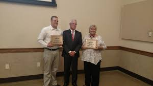 audio wisner d community of the year at annual cuming county cultivators of the earth