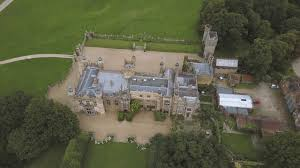 Knebworth House by Drone - YouTube