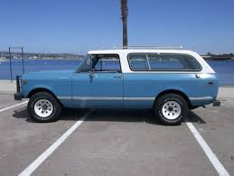 International Harvester Scout Suv Blue For Sale Xfgiven Vin