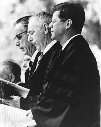 "Bush Library on Twitter: ""Prescott Bush at the 1962 Yale Graduation with  fellow honorees: President John Kennedy and Dean Acheson #JFK100  @USNatArchives… https://t.co/xYCpO1rnQP"""