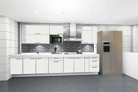 modern white cabinet doors. magnificent modern white cabinet doors with contemporary kitchen design astounding clear i