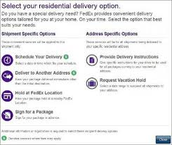 Fedex Now Allows You To Pay Extra For 2 Hour Delivery Window