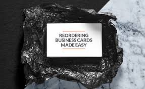 Reordering Visiting Cards Made Easy Printstop Blog