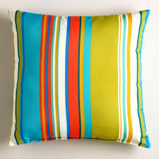 wonderful striped outdoor pillows pillow and vertical shaped for decoration toss