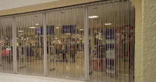 Side-<b>Folding</b> Full Enclosure Security Grilles 678