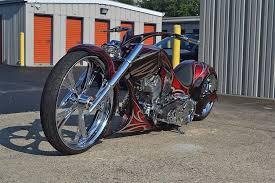 custom pro street chopper motorcycles for sale