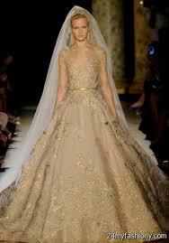 gold wedding dress 2017 2018 b2b fashion